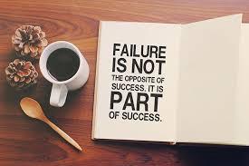 fail to succed